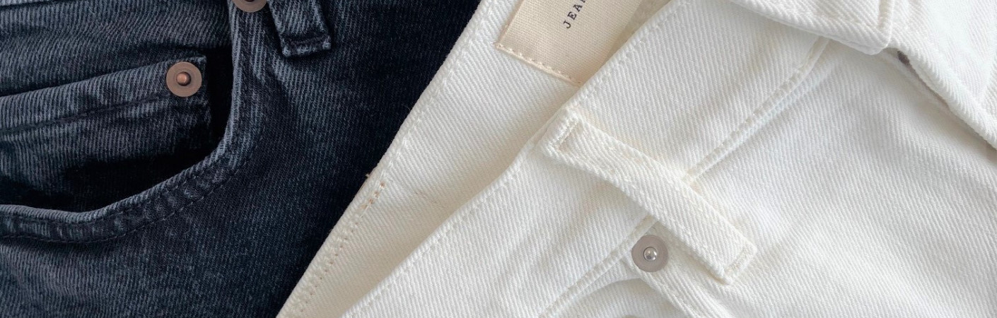 Our new denim brand: Jeanerica Jeans & Co
