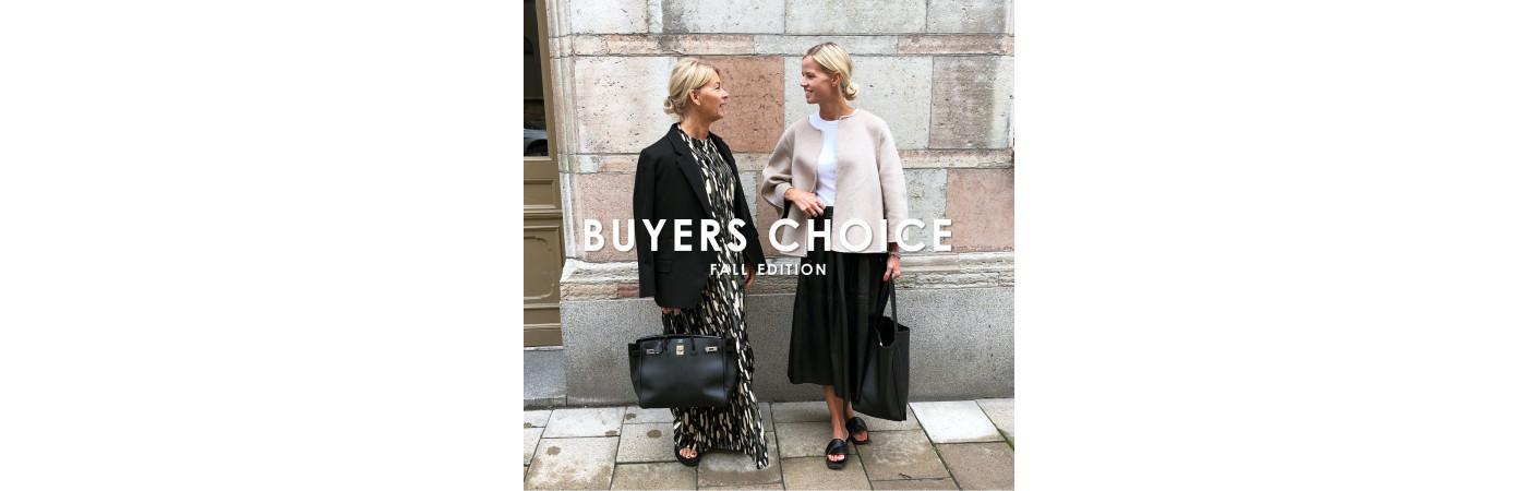 Buyer's choice - Fall edition